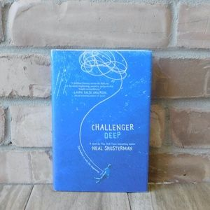 4/$20 Challenger Deep by Neal Shusterman